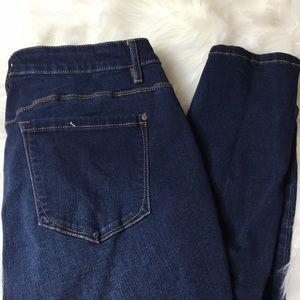 Denim - Fine Denim Skinny Jeans